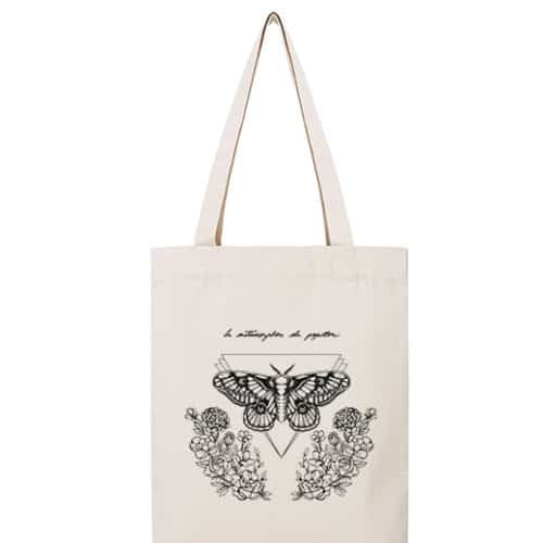 The Good Tee-claire de regge-Totebag---Papillon